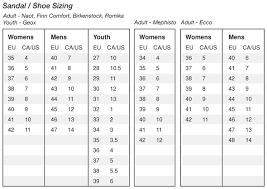 shoe size chart india vs uk home atlas orthotic lab