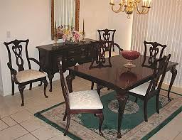thomasville dining room sets dining chairs thomasville