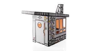 magis villa julia cardboard house gr shop canada