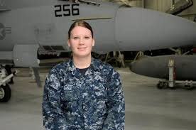 Aircraft Machinist Anchors Aweigh U0027 For East Texas Teen Serving In Naval Strike