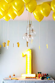 birthday decoration ideas 10 1st birthday party ideas for boys part 2 tinyme