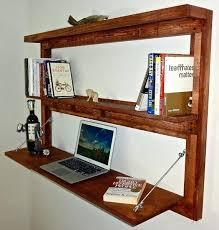 Wall Desk Diy Diy Wall Mount Desk Mounted Wall Desk Diy Wall Mount Computer Desk