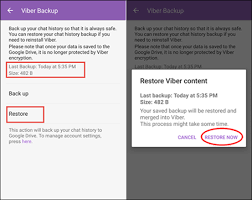 how to restore deleted messages on android how to recover deleted viber messages and files from android