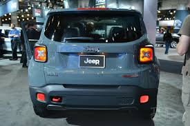 new jeep renegade 2015 jeep renegade at 2014 new york auto show rear indian