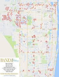 Boynton Beach Florida Map by Media Kit Banzai Wellness Magazine