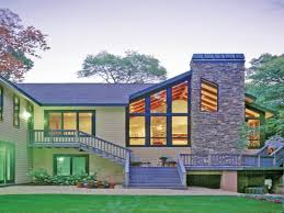single home designs gallery of sq ft sloped roof single floor