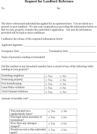housing reference letter tenants reference letter best example