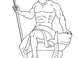 99 ideas poseidon greek god coloring pages on spectaxmas download