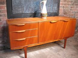 Vintage Teak Sideboard Jaren 60 U0027s Klein Teakhouten Dressior 155 Vintage Finds