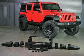 custom jeep bumpers m t metal series bumpers give jeeps much more than a tough look