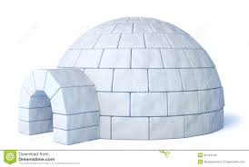 Igloo by Igloo Royalty Free Stock Photography Image 27927637