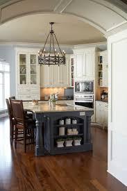blue kitchen island cabinets blue island houzz