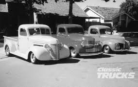 Classic Chevy Dually Trucks - 1941 chevy 1940 chevy and 1940 ford rod network