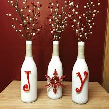craft night was a success diy wine bottle decor my file