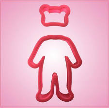 baby pajama cookie cutter set cheap cookie cutters