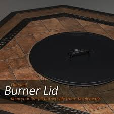 Gas Fire Pit Parts by Agio Westminster Gas Fire Pit