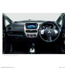 Mitsubishi I Interior 2305 Mit I Miev Main Brochure2as1