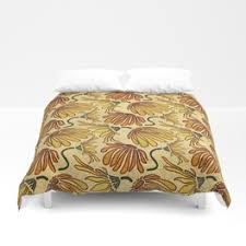 patterned duvet covers society6