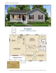 Take a look at all of Trinity Custom Homes Georgia floor plans
