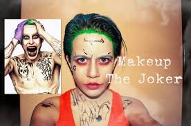 Female Joker Halloween by Maquillaje Makeup The Joker Halloween Youtube