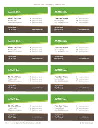 Openoffice Business Card Template Business Card Template Business Card Template Open Office Free