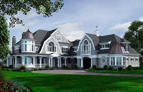 shingle style home plans e architectural design page 2
