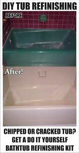 Bathtub Drain Repair Do It Yourself Best 25 Bathtub Refinishing Ideas On Pinterest Bath Refinishing