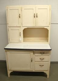 Vintage Kitchen Cabinet Vintage White Hoosier Kitchen Cabinet Cupboard Information On