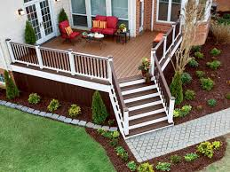 accessing your deck stairs and doors are an integral part of the
