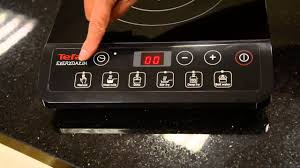 tefal induction hob youtube