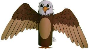 toilet paper roll crafts for adults moose holder simple bald eagle
