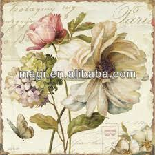 Shabby Chic Wall Art by Vintage Floral Shabby Chic Metal Wall Art Buy Shabby Chic Metal