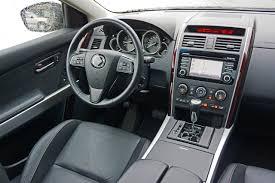 mazda 2011 interior 2015 mazda cx 9 gt awd road test review carcostcanada