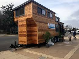 Low Cost Tiny House Fresno Passes Groundbreaking U0027tiny House U0027 Rules The California
