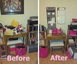 Organized Office Desk Vs The Organized Office Space
