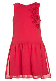 derhy ina cocktail dress party fuchsia kids clothing dresses