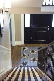 Stairway Rug Runners 61 Best Rug Front Hallway And Stairs Images On Pinterest Front