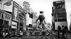 nyc vintage photos the macy s thanksgiving parade through the