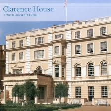 Clarence House London by Clarence House Official Souvenir Guide Jonathan Marsden