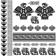 aztec tattoos tattoos with meaning