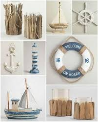 nautical decor i like the rustic look but this is for like a house
