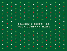 Business Holiday Card Business Holiday Cards Mailed For You Postable