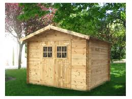 abri de jardin 9m2 abri de jardin takea 9 m bois traité 28 mm prestige