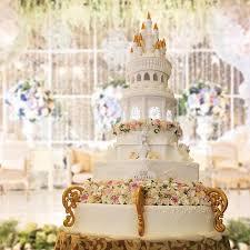 wedding cake indonesia flowery wedding cake by rr cakes bridestory