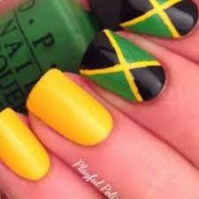 14 jamaican acrylic nail designs picsrelevant