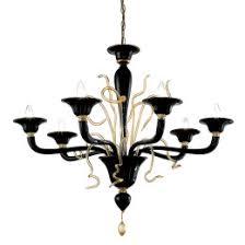 Murano Blown Glass Chandelier Murano Glass Lighting Art Deco Decor Custom Luxury Lighting