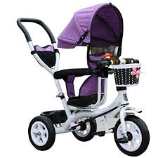 si e bebe velo chariot bébé tricycle baby carriage bike child trolley roue