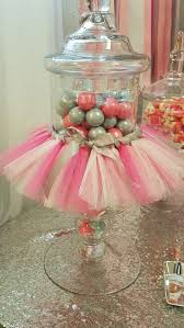 tutu centerpieces for baby shower 38 adorable girl baby shower decor ideas you ll like digsdigs