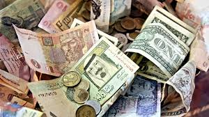 meaning of bureau de change currency intervention