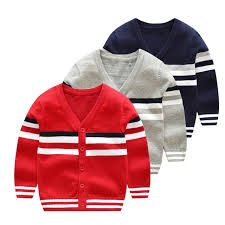sweaters boys boys sweaters 2018 winter cotton striped sleeve